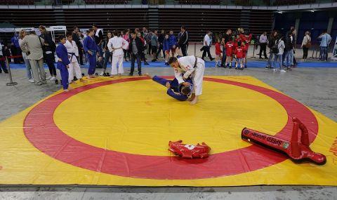 Медали за България на европейското по самбо - 1