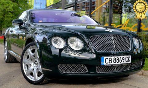 Какви Bentley-та можем да си купим в БГ за цена от 30 000 до 60 000 лв? - 1