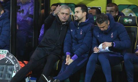 Моуриньо: Да си треньор на Челси е лесно