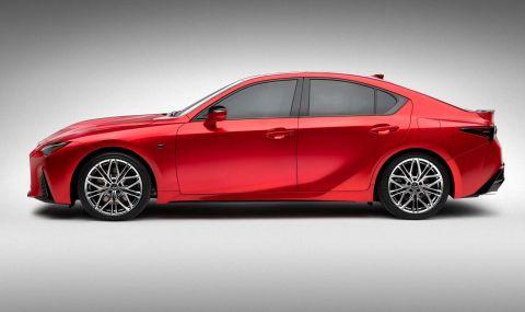 V8 мотор за новия Lexus IS 500 F Sport - 3
