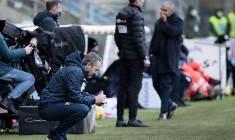 Още едно треньорско уволнение в Серия