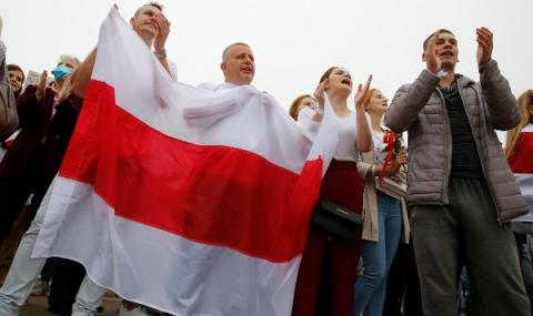Десетки хиляди готвят демонстрация в подкрепа на Беларус