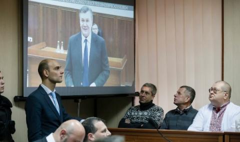 Украйна задочно арестува Янукович