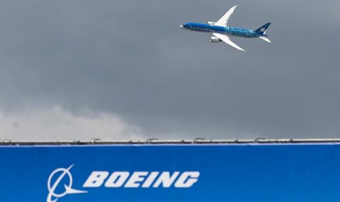 ЕК и САЩ замразяват всички мита, наложени в спора между Airbus и Boeing