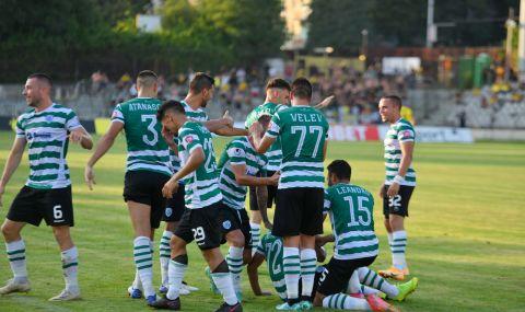 Групата на Черно море за мача с Локо Сф - 1