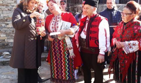 """Йотова: Трябва план """"Маршал"""" за българските села"""