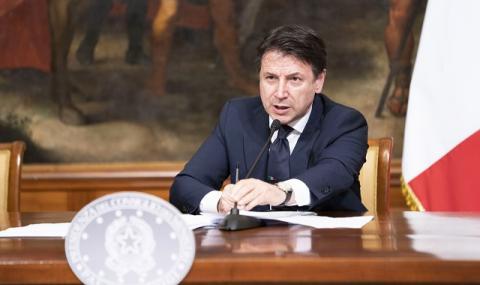 Италия е против използването на спасителния еврофонд, иска еврооблигации