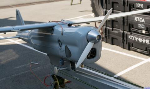 Разузнавателен дрон проучва Русия