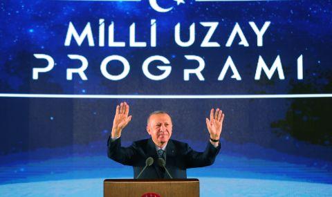 Турция започва своя програма за Луната