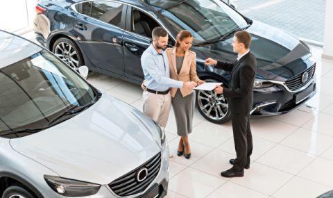 Защо германците все по-рядко купуват нови коли