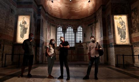 Още една църква с историческо значение бе превърната в джамия