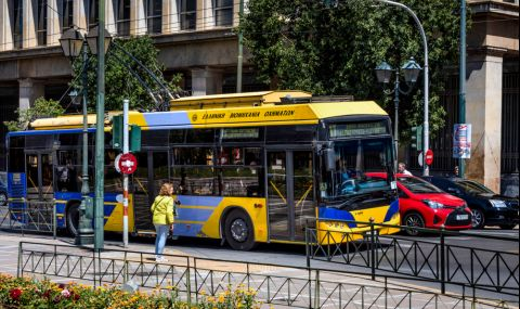 Задължителен тест за достъп до обществения транспорт в Гърция - 1