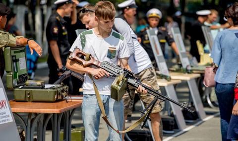 Леките оръжия от Западните Балкани са голяма заплаха за Европа