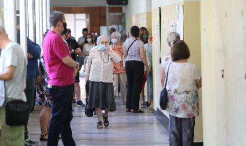 МВР: Изборният ден протича спокойно
