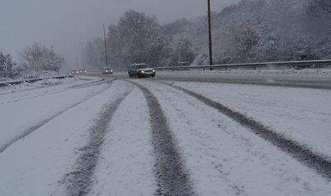 АПИ: В понеделник се очаква сняг в Северна и Западна България