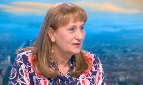 Лидия Шулева: Грозно заиграване е вдигането на пенсиите - подхвърлят се едни пари, които после може да се отнемат - 1
