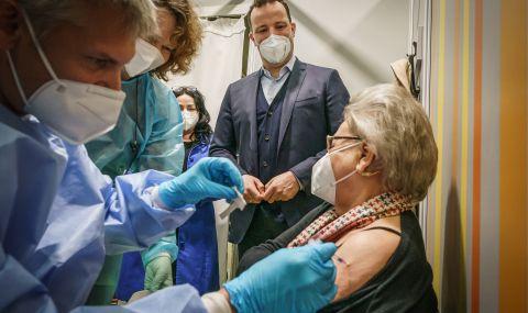 20% от германците трябва да бъдат ваксинирани до началото на май