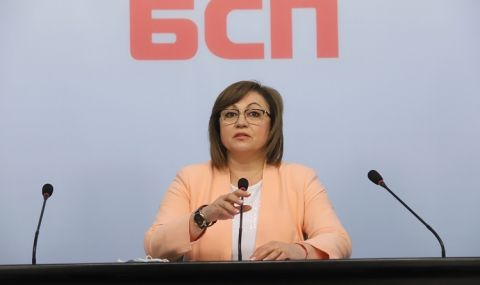 Нинова: Някой виждал ли е Слави Трифонов и сценаристите му на протестите?