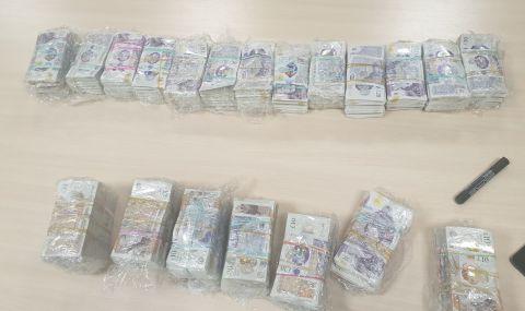 86 584 лева глоба за турски гражданин за незаконно пренасяне на валута  - 1