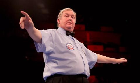 Ще разследват боксовия съдия Тери О'Конър, вижте причината (СНИМКА)