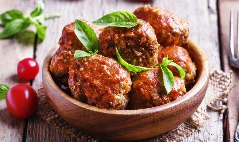 Рецепта за вечеря: Пържени кюфтета с необичайна съставка