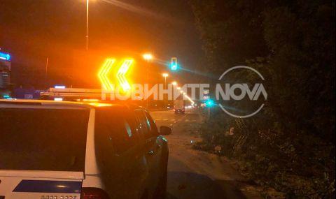 """Дърво падна на """"Цариградско шосе"""" в София"""