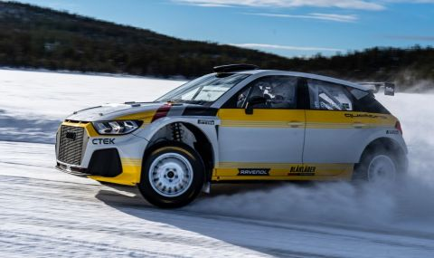 Audi се завръща във WRC! Но не съвсем. (ВИДЕО) - 1