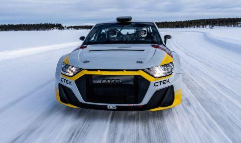 Audi се завръща във WRC! Но не съвсем. (ВИДЕО) - 2