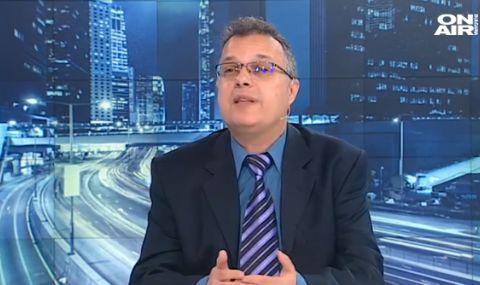 Стоян Михалев: Истинската коалиция е между ГЕРБ, ДПС и БСП