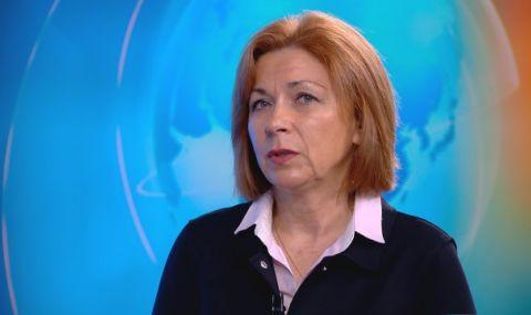 Боряна Димитрова: Избирателите изоставят ИТН - 1