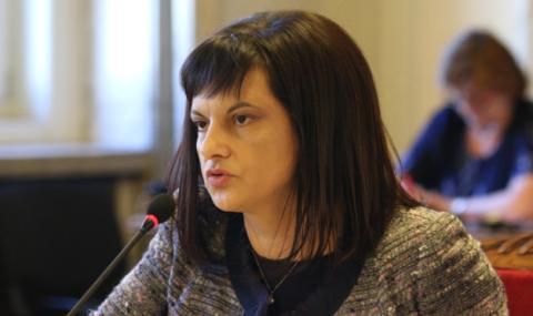 Даниела Дариткова: Протестът е предвождан от президента