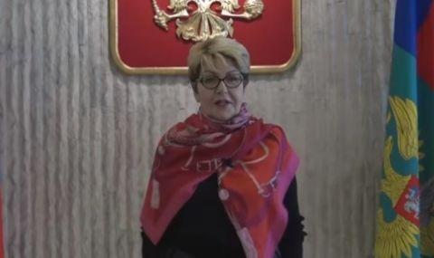 Дни след скандала: Руският посланик рецитира