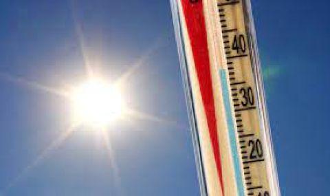 """Код """"жълто"""" за опасни жеги в Централна и Западна България - 1"""