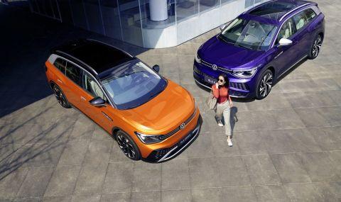 Volkswagen представи най-големия си електрически модел - 1