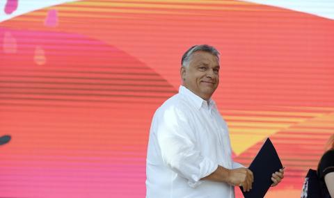Орбан: Раждайте, изчезваме!