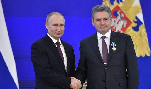 Николай Малинов от Москва: Радвам се, че влизам в съда