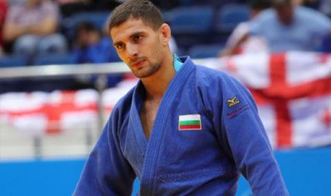 Отличен Ивайло Иванов започна с победа участието си на Олимпийските игри в Токио - 1