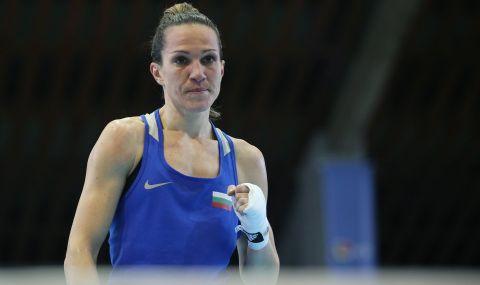 Съдийско решение донесе загуба за Станимира Петрова още на старта в Токио - 1