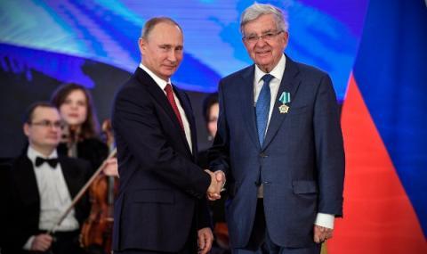 Курсът на изолация на Русия се срина