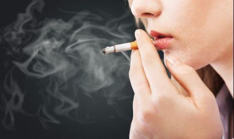 Около половината от младите българи пушат