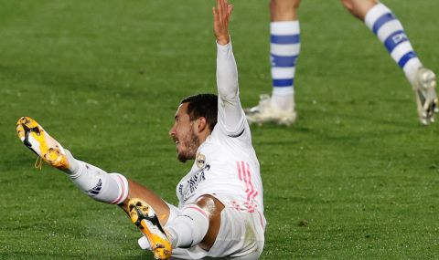 Полузащитник на Реал Мадрид аут за поне 6 мача