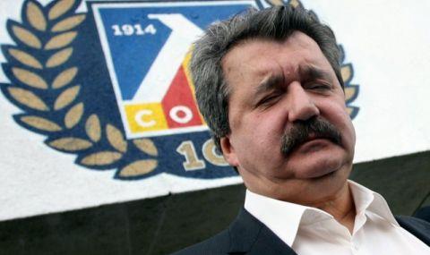 Тодор Батков: Силно се надявам да има някаква грешка с новия инвеститор на Левски