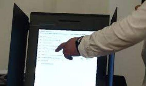 ЦИК обявява нова обществена поръчка за допълнителните машини за вота