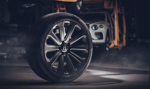 Най-големите карбонови джанти в света вече са достъпни за Bentley Bentayga - 1