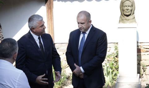 Радев: Има все повече активни хора, които искат да променят България