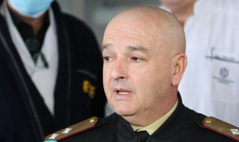 Le Temps: Двузвезден генерал е героят в битката срещу COVID-19 в България