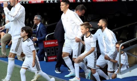 Реал, Байерн и Интер ще изиграят поредица от приятелски мачове догодина за борбата с коронавируса