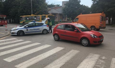 Отнеха книжката на жената, блъснала дете на пешеходна пътека във Враца