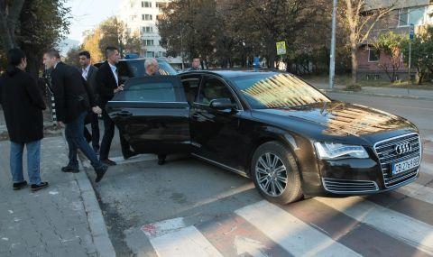 Мистерия с идването на Ахмед Доган в парламента за Росенец - 1