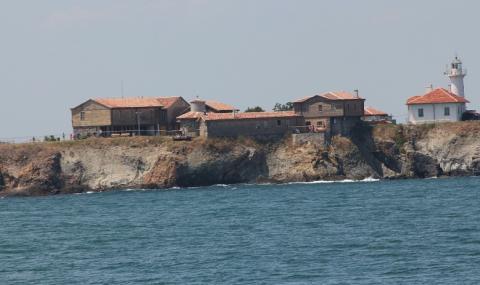 От днес туристи могат да посещават остров Света Анастасия